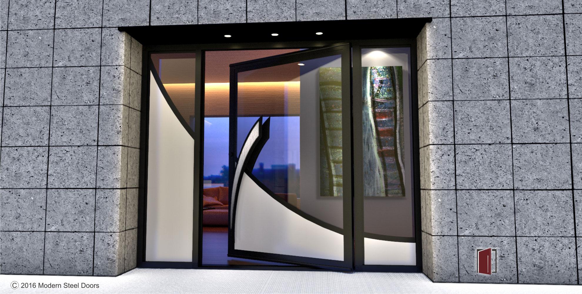 glass metal doors metal glass doors modern steel doors