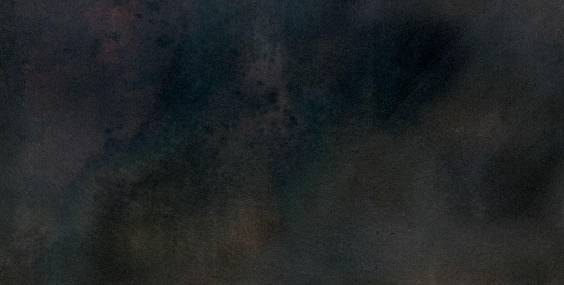 Wave Single Door With Dark Gray Tarnished Metal Accents